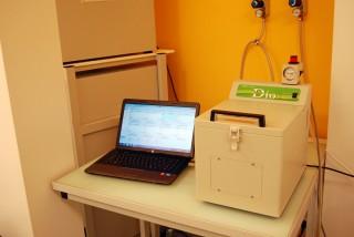kronos dio nel laboratorio - monitoraggio di bioluminescienza real time
